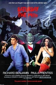 View Saturday the 14th (1981) Movie poster on Ganool