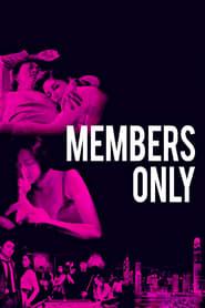 View Members Only (2017) Movie poster on 123putlockers