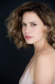 Bethany Joy Lenz Poinsettias for Christmas