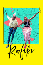 View Rafiki (2018) Movie poster on Ganool