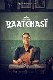 View Raatchasi (2019) Movie poster on Ganool