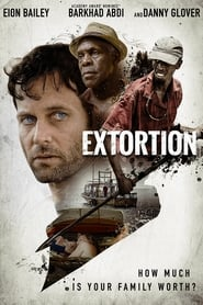 Poster Movie Extortion 2017