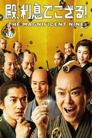 View The Magnificent Nine (2016) Movie poster on 123movies
