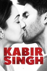 View Kabir Singh (2019) Movie poster on Ganool