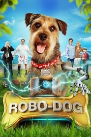 View Robo-Dog: Airborne (2017) Movie poster on Ganool