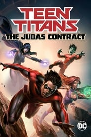 View Teen Titans: The Judas Contract (2017) Movie poster on Ganool