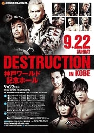 NJPW Destruction in Kobe TV shows