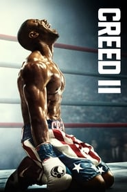 Creed II (2018) Movie poster on cokeandpopcorn