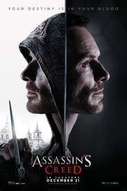 Poster Movie Assassin's Creed 2016