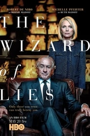 Poster Movie The Wizard of Lies 2017