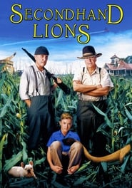 Secondhand Lions (2003) poster on IndoXX1