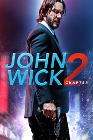 View John Wick: Chapter 2 (2017) Movie poster on Ganool