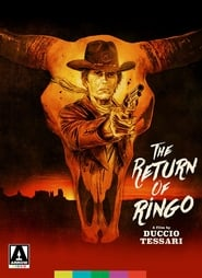 View The Return of Ringo (1965) Movie poster on Ganool
