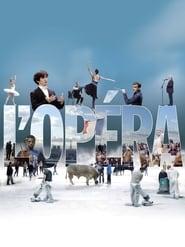 Poster Movie The Paris Opera 2017