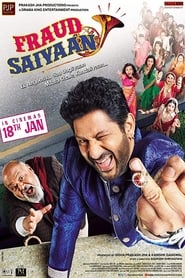 View Fraud Saiyyan (2019) Movie poster on Ganool123