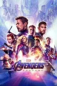 Avengers: Endgame (2019) Movie poster Ganool
