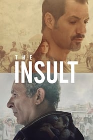 View The Insult (2017) Movie poster on Ganool
