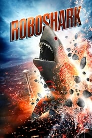 View Roboshark (2015) Movie poster on Ganool
