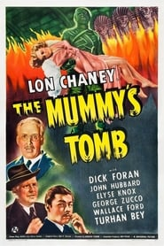 View The Mummy's Tomb (1942) Movie poster on 123movies