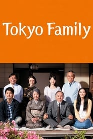 View Tokyo Family (2013) Movie poster on 123movies