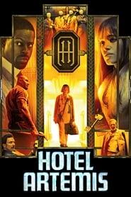 View Hotel Artemis (2018) Movie poster on 123movies