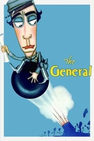 View The General (1926) Movie poster on Fmovies