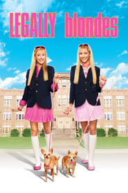 View Legally Blondes (2009) Movie poster on Ganool