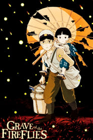 View Grave of the Fireflies (1988) Movie poster on INDOXX1