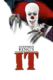 View Stephen King's It (1990) Movie poster on Ganool