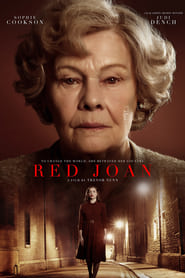 View Red Joan (2018) Movie poster on Ganool