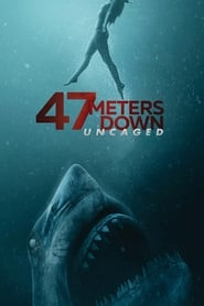 47 Meters Down: Uncaged (2019) Movie poster Ganool