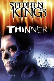 View Thinner (1996) Movie poster on 123movies
