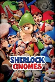 View Sherlock Gnomes (2018) Movie poster on Ganool