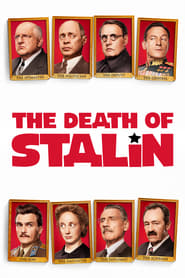 View The Death of Stalin (2017) Movie poster on cokeandpopcorn.click