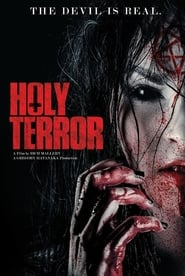 View Holy Terror (2017) Movie poster on INDOXX1