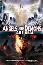Angels and Demons Are Real (2017) Movie poster on cokeandpopcorn