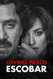 View Loving Pablo (2017) Movie poster on Ganool