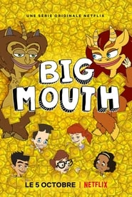Big Mouth series tv