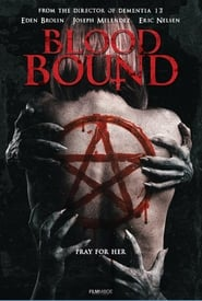 View Blood Bound (2019) Movie poster on Ganool