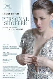 Poster Movie Personal Shopper 2016