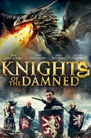 View Knights of the Damned (2017) Movie poster on INDOXX1