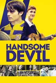 View Handsome Devil (2017) Movie poster on cokeandpopcorn