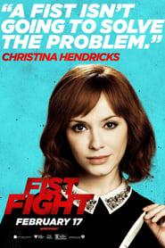 Poster Movie Fist Fight 2017