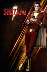 Shazam! (2019) Movie poster Ganool