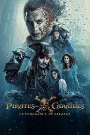 Pirates des Caraïbes : La vengeance de Salazar cover