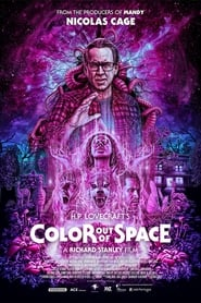 Color Out of Space series tv
