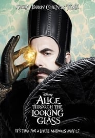 Poster Movie Alice Through the Looking Glass 2016