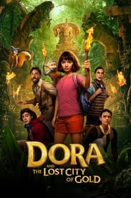 Dora and the Lost City of Gold (2019) Movie poster Ganool