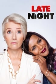 View Late Night (2019) Movie poster on INDOXX1