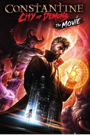 View Constantine: City of Demons - The Movie (2018) Movie poster on 123movies